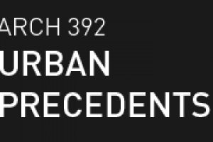 3A Urban Precedent Videos 2013