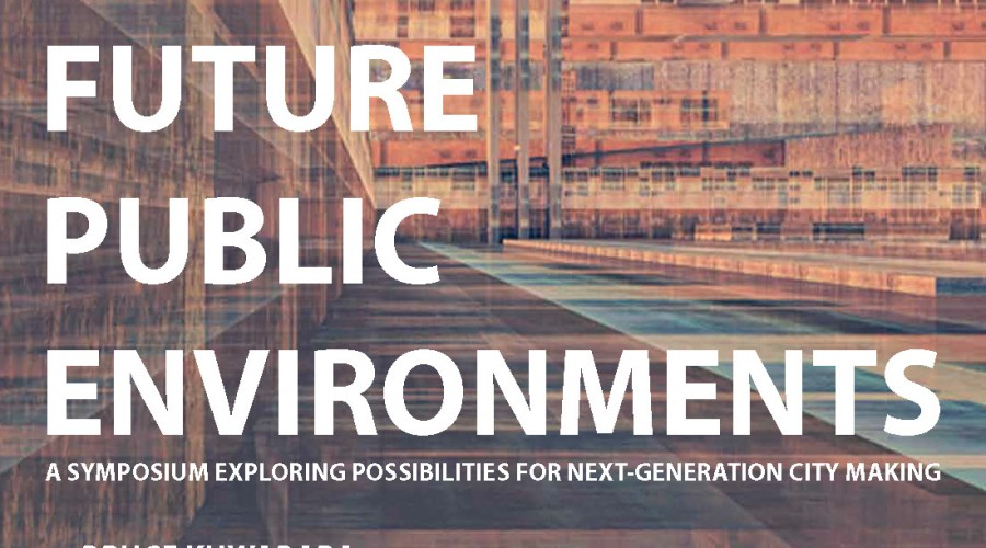 Future Public Environments Symposium
