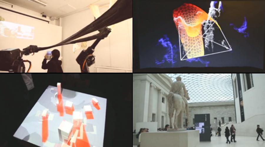 Video: Smart Geometries London 2013