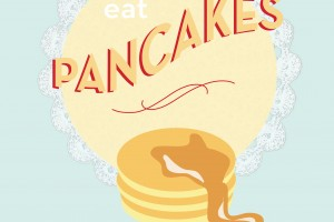 Pancake Breakfast: Support the Victims of Typhoon Haiyan
