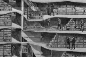 Shelf Space + Reading Room: A Spatial History of the New York Public Library