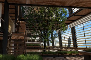 STUDENT WORK / Vertical Greenhouses