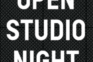 MASTERS OPEN STUDIO NIGHT 2013