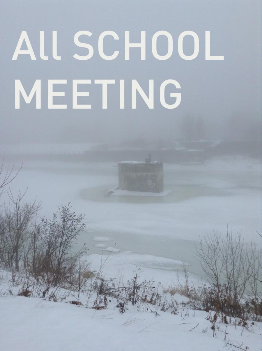 ALL SCHOOL MEETING