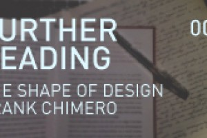 FURTHER READING – The Shape of Design