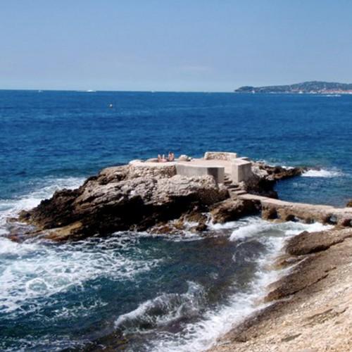 Cap D'Ail, France