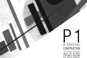A Spatial Construction – 1A Studio Gallery