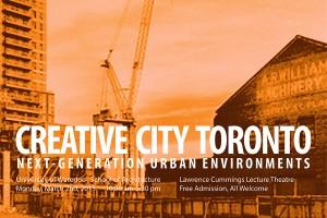 Creative City Symposium | Monday March 2