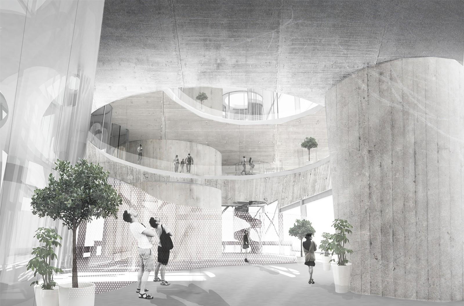 asai architecture in perspective awards bridge. Black Bedroom Furniture Sets. Home Design Ideas