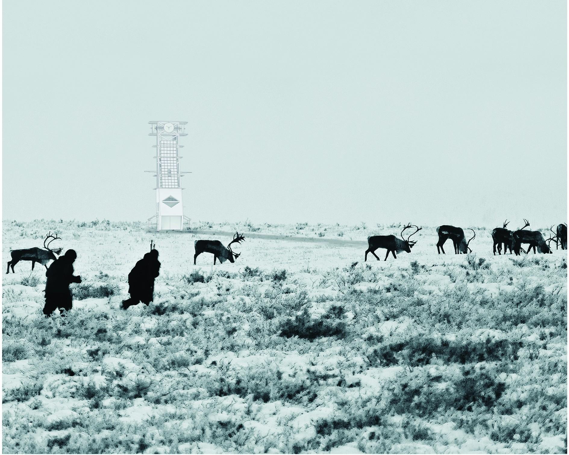 THESIS: Remote Arctic Memory