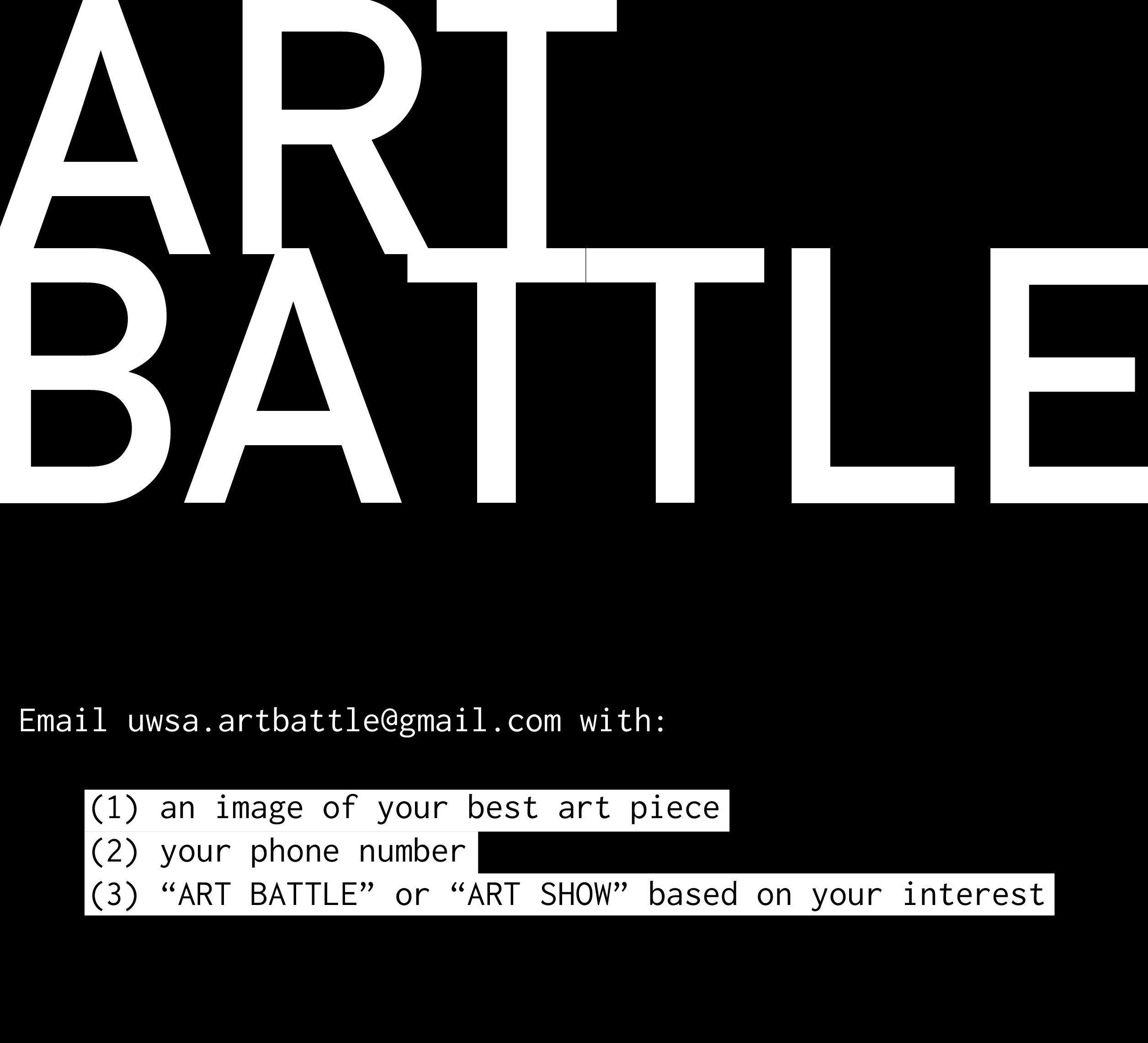 Open Call for BRIDGE Art Battle