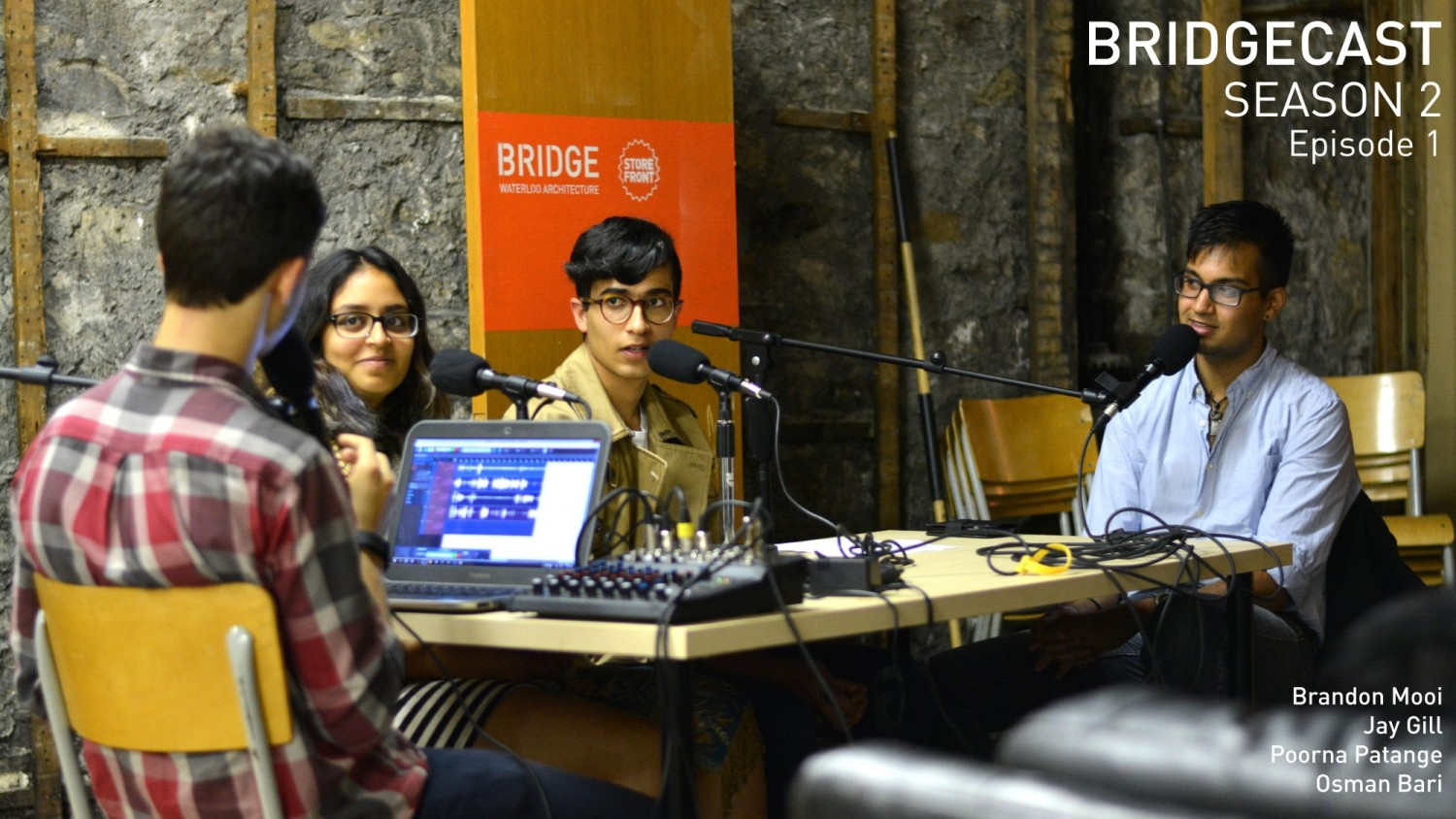 BRIDGECast Season 2 – Episode 1