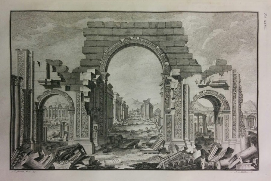 The Arch of Triumph