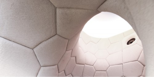 'Round Room' by Matter Design (photo taken from Matter Design's website)