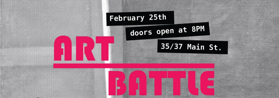 Final Call for Submissions: Winter Art Battle 2016!