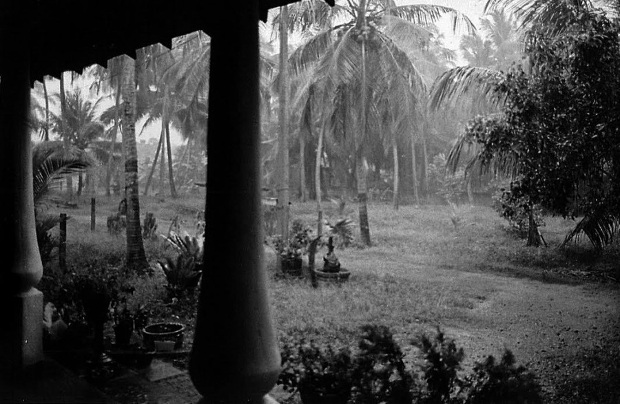 THESIS: Monsoon Notebook: Exploring Home