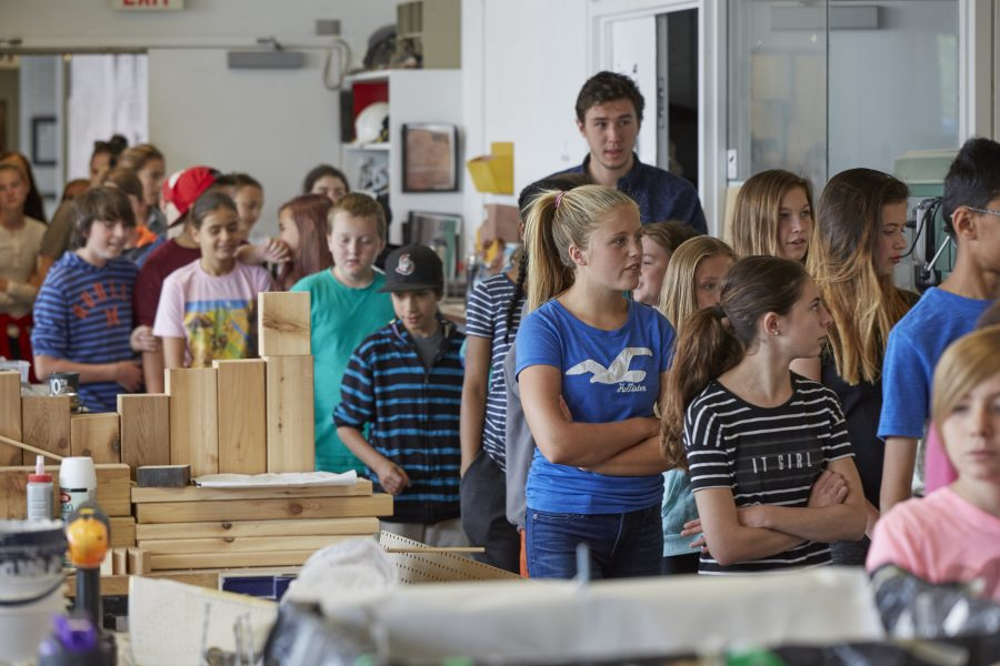 Future Schools: Mentoring a New Generation of Architecture Students