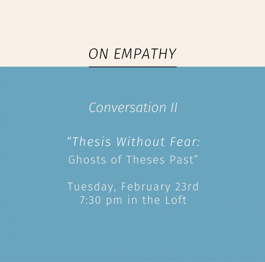 Reflecting on Empathy: Thesis Without Fear (Part 1)