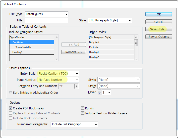 indesign11listoffiguressettings
