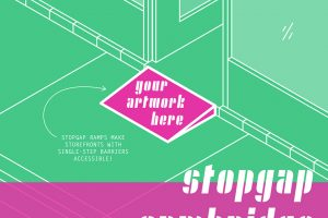 STOPGAP CAMBRIDGE: A CALL FOR ARTWORK SUBMISSIONS
