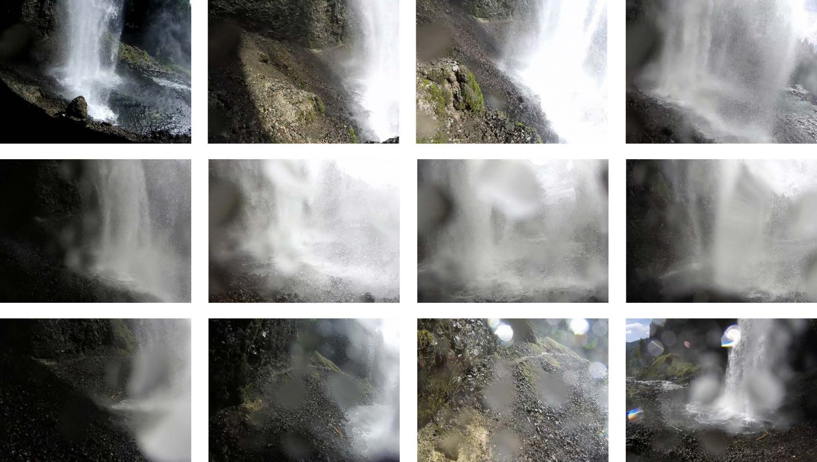 THESIS: Mediations of Shattered Water: Environmental Intimacy & the Dissolution of the Self