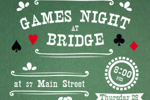 EVENT: Games Night