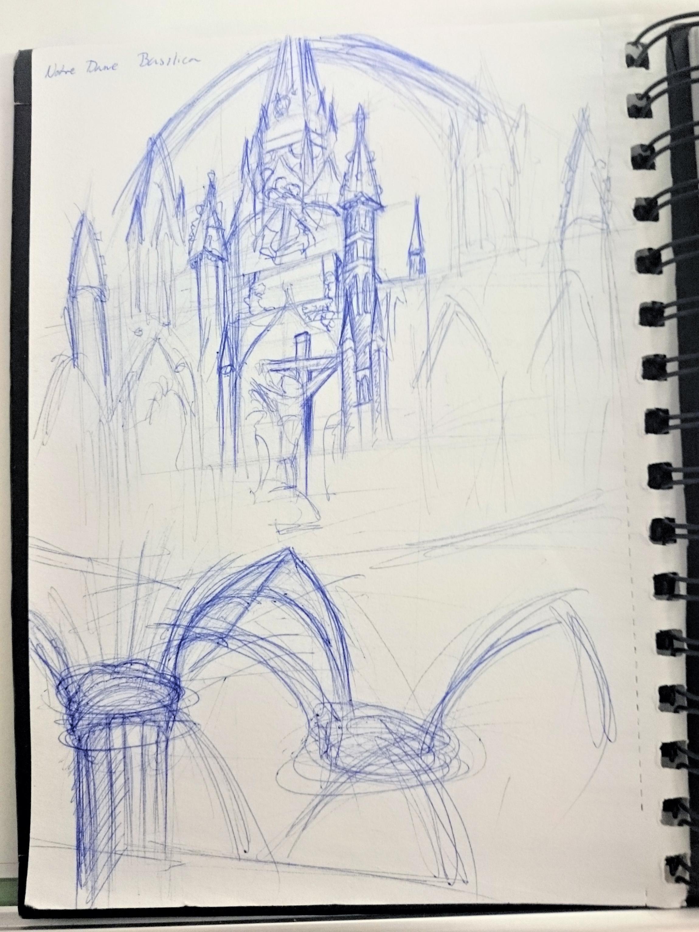 1A Sketch Chiun Lee
