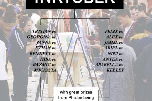 EVENT: INKTOBER Art Battle