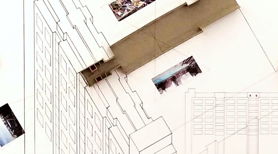 STUDENT WORK / Thresholds: Reconstruction / 1A Studio