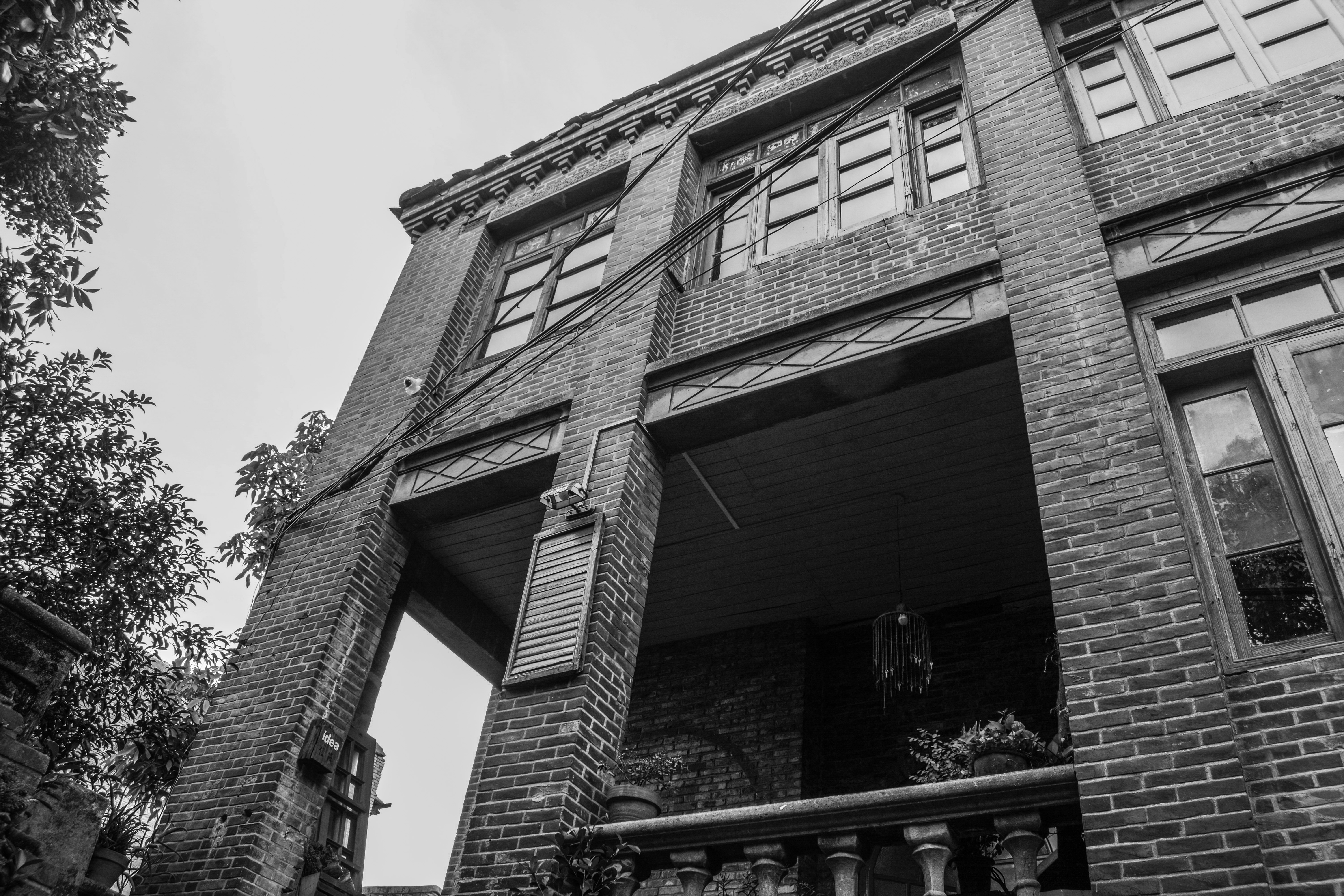 old architectural photography. By Sharing These Photos Here And On Chinese Social Media, I Wish To Raise Awareness Architectural Gems. Next Summer, Plan Do A More In-depth Old Photography