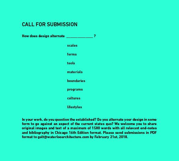 Galt Poster List