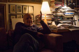 Welcome to My Crib: Professor Robert Jan van Pelt