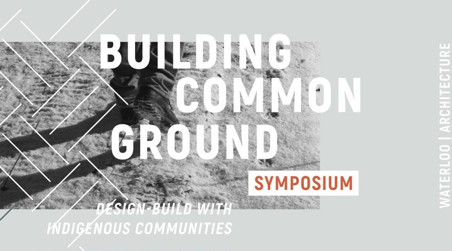 BUILDING COMMON GROUND: Symposium